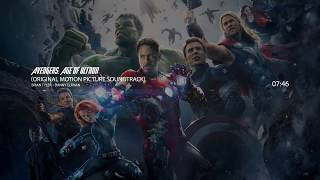 Avengers 2: Age of Ultron Original Motion Picture Full Soundtrack OST HD Best Quality