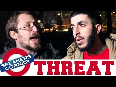 "Jew Supports Tommy Robinson Against Ali Dawah's ""Veiled Threat"" 
