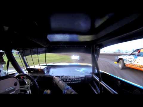 Nielsen Racing InCar T8 algona  4-26-14