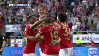 Goals AZ - FC Utrecht (Play-offs)