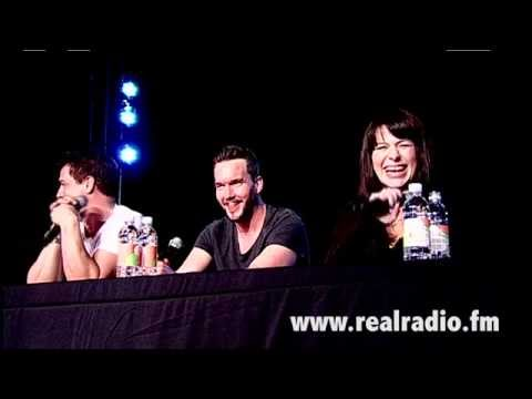 MegaCon 2014 Torchwood Panel - Real Radio 104.1