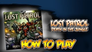 Making 40k Lost Patrol More Fun! In Game Walkthough