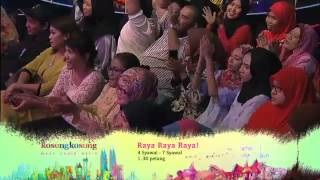 Video Istimewa Syawal 2015 - Raya Raya Raya! download MP3, 3GP, MP4, WEBM, AVI, FLV Juni 2018