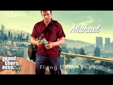 GTA 5 - Flying Lotus - The Kill (feat. Niki Randa)