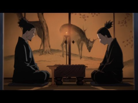 Passing the Torch in Naruto