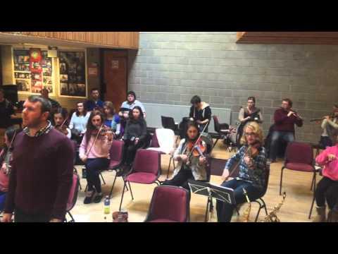 Macalla rehearsals