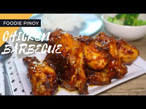 No Grill Chicken Barbecue | Filipino Recipe | Foodie Pinoy