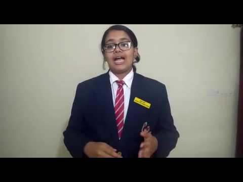 Kidovators 2016 | Class 10 | All India Rank 3 | Amulya