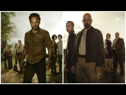 Real Rick Grimes vs Real Walter White - Epic Rap Battles of History