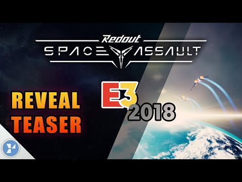 Redout: Space Assault Reveal Teaser - E3 2018
