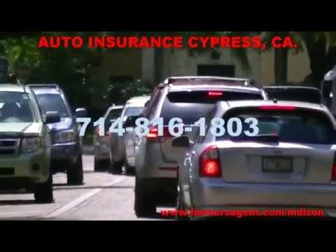 AUTO INSURANCE - CYPRESS, CA.