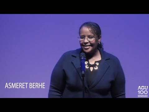 The Story Collider: AGU Fall Meeting 2018: Asmeret Berhe