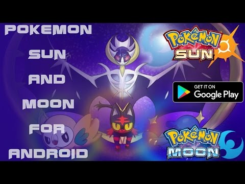 pokemon sun and moon 3ds download for android