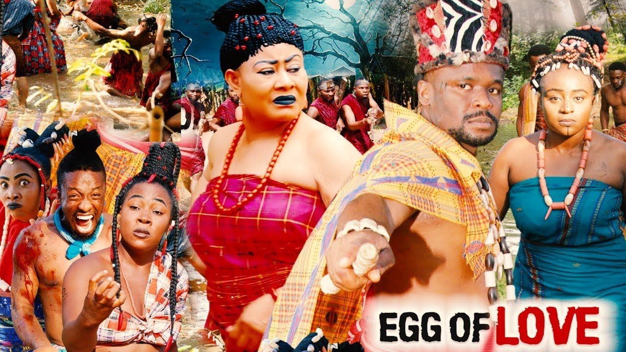 EGG OF LOVE SEASON 7 {NEW MOVIE} – NEW MOVIE|2020 LATEST NIGERIAN NOLLYWOOD MOVIE