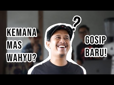 Gosip Baru Mas Wahyu Nazar Amir Kemana Coffee Connecting People Youtube