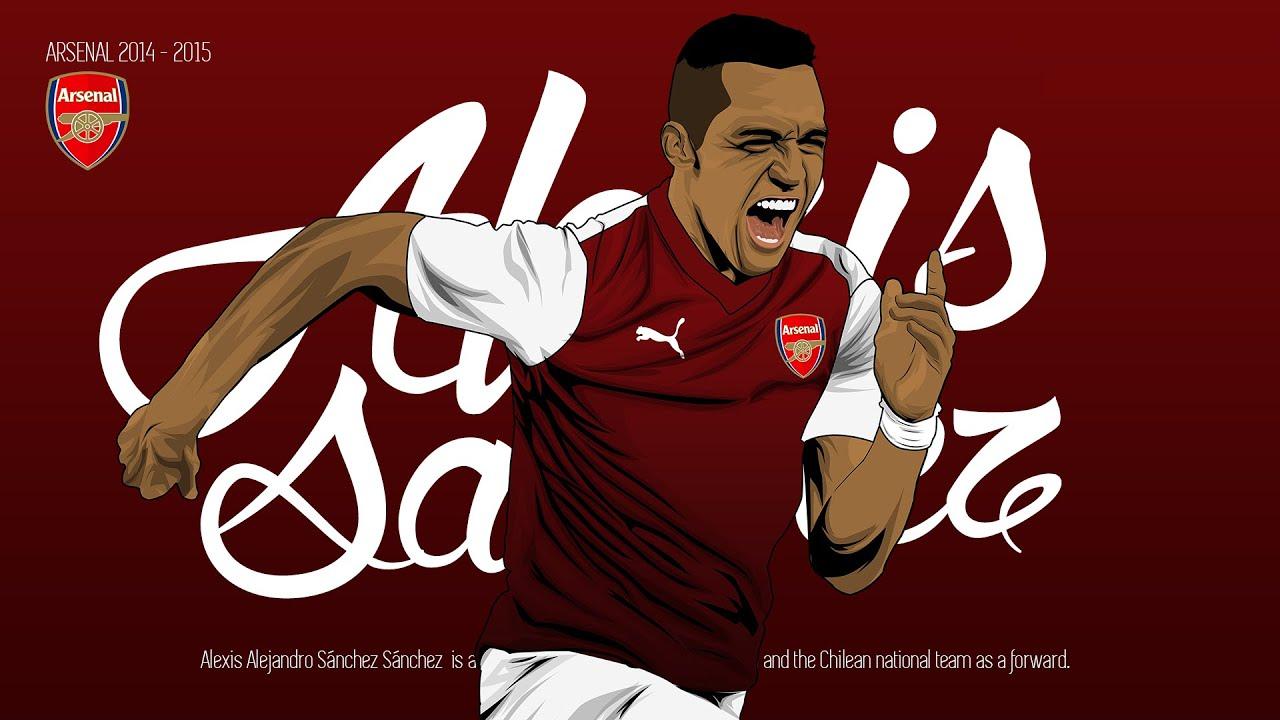 Download ALEXIS Sánchez   Skills, Goals, Assists   Arsenal   2014 HD