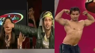 Most Funny Characters on Dance India Dance Audition