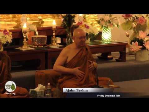 Dhammapada First One (Mind) | Ajahn Brahm | 24 Feb 2017