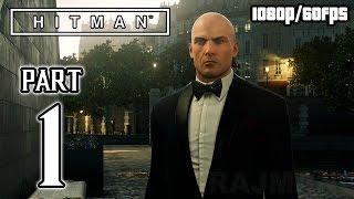 HITMAN (PS4) Walkthrough PART 1 Beta Gameplay @ 1080p HD (60fps)