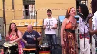 Laboratorio Canto e tamburi di Cuba Tawiri
