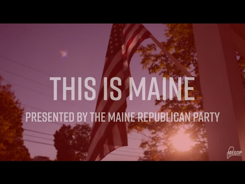 This is Maine