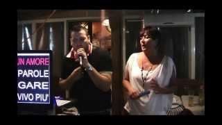 Elia canta La distanza di un amore di Alex Baroni
