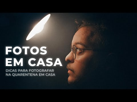 FOTOGRAFANDO DENTRO DE CASA! - Dicas pra não parar de produzir nesse momento difícil by GUIIROSSI