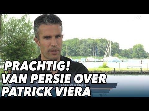 Prachtig! Robin van Persie over Patrick Viera - VOETBAL INSIDE