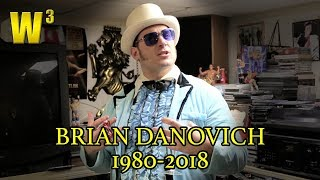 My Farewell to 'The Spartan Swinger' Brian Danovich | Wrestling With Wregret