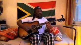 Bob Marley  Zimbabwe Cover by Vido Jelashe