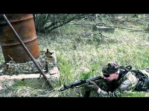 Страйкбол Битва за Флаг РС (Я) г. Мирный