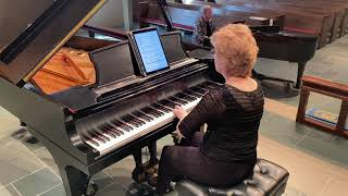 Somewhere over the Rainbow 🌈 piano duet