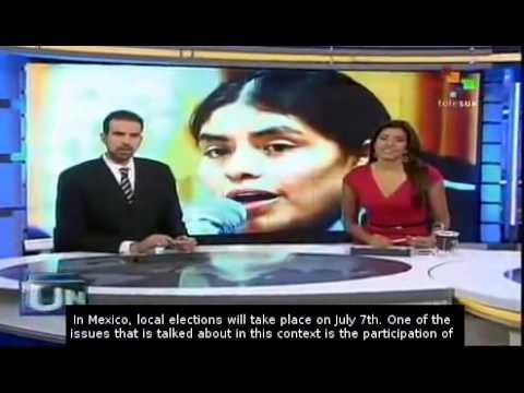 Eufrosina Cruz, Oaxacan indigenous woman fights discrimination streaming vf