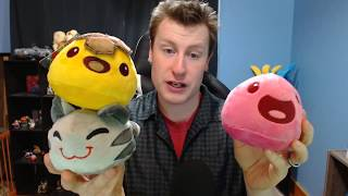 Weekly Channel Update: Slime Rancher Plushies!!!