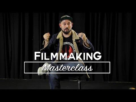 How To Get A Horror Film Made  - James Cullen Bressack [FILMMAKING MASTERCLASS]