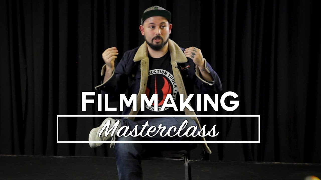 How To Get A Horror Film Made  - James Cullen Bressack [FILMMAKING MASTERCLASS]