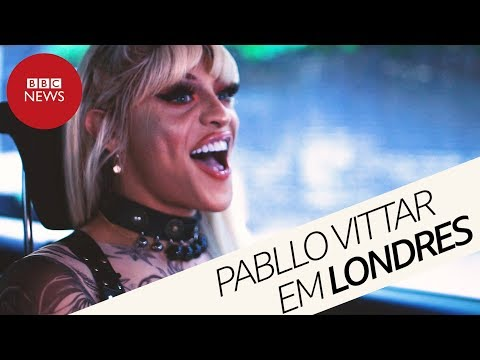 "Pabllo Vittar: ""Baby ele chegou atrasado Brasil é paraíso gay É o nosso país"""