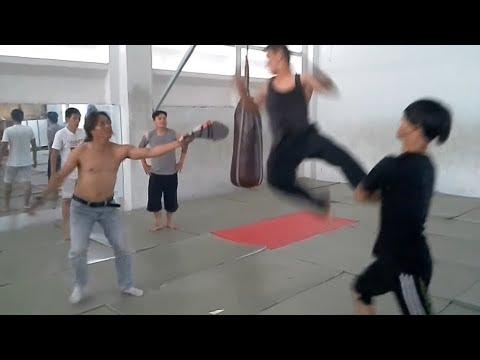 Vo thuat dac sac vietnam(Minh Nhựt training)