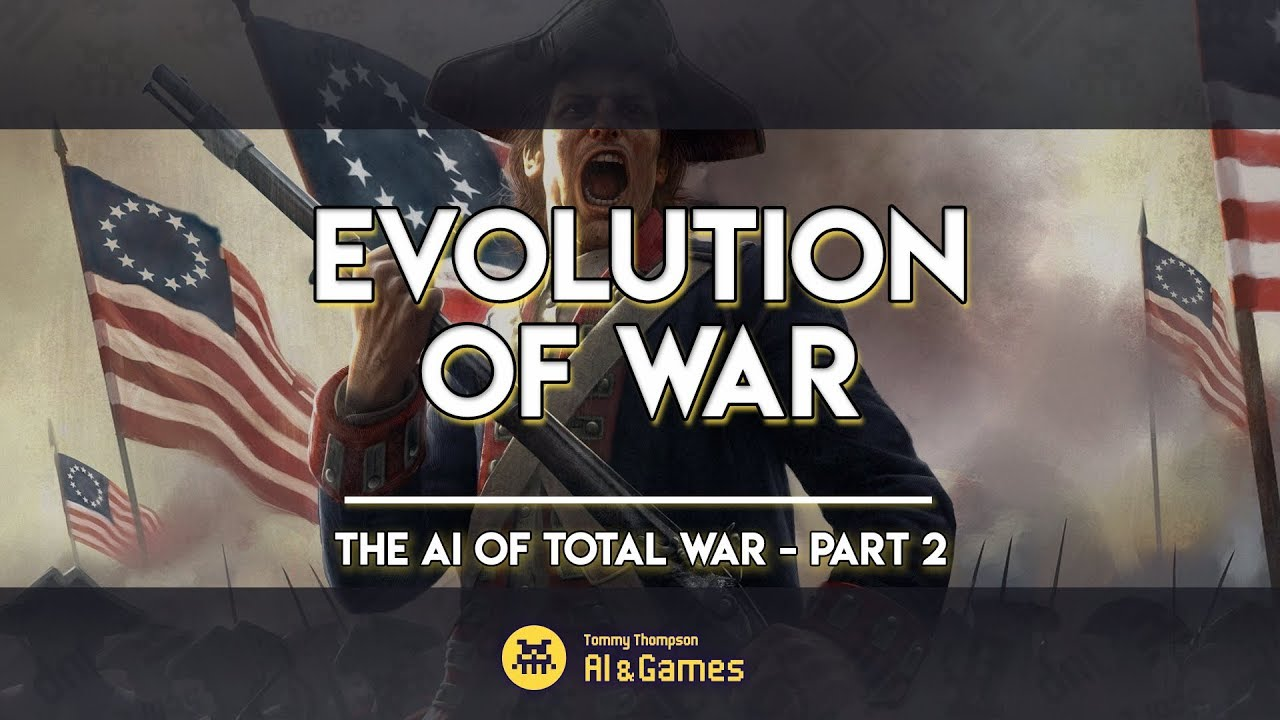 Gamasutra: Tommy Thompson's Blog - Evolution of War | The AI of