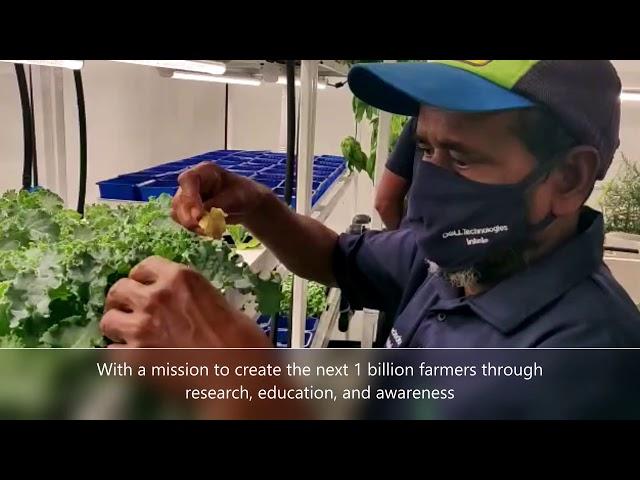 Collaboration VeggiTech | Dell Technologies | Intel