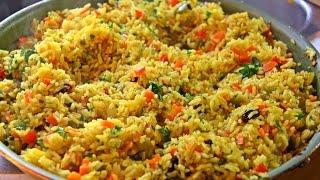 Amazing Sorfran Rice Vegan + Gluten Free Christmas Special 2  CaribbeanPot.com