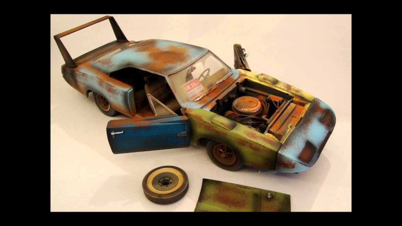 Metal Model Cars Kit