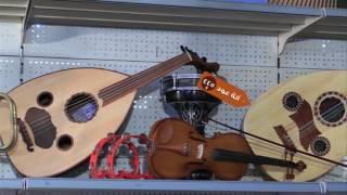 احياء الموسيقى الكلاسيكية في غزة - برنامج مصاريف