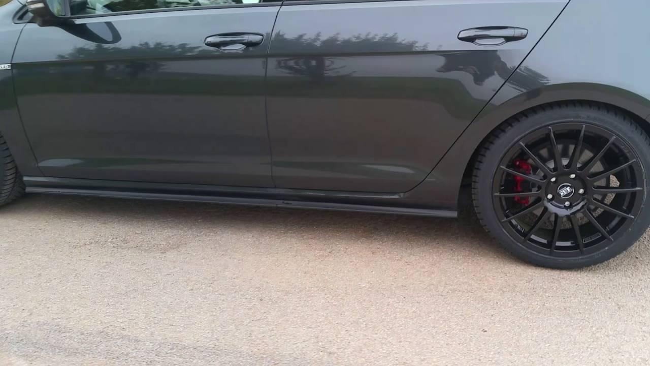 Golf 7 Gtd Tec Speedwheels As2