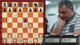 LIVE Blitz (Speed) Chess Game: