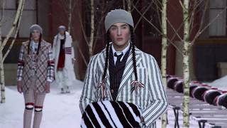 Thom Browne Menswear Fall/Winter 2018-2019