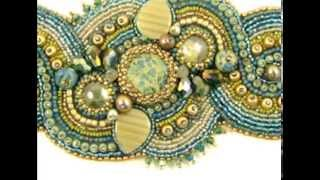 Beads East Bead Embroidery Two-Minute Class