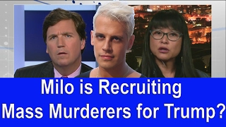 ANTIFA leader says Milo recruits attackers for TRUMP | Feb. 13, 2017 Fox News