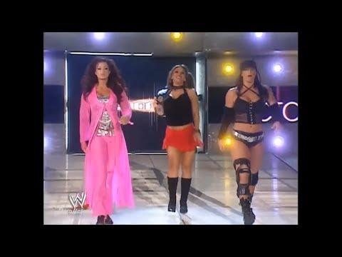 05 29 06 | Victoria & Candice Michelle vs Torrie Wilson & Beth Phoenix | WWE Raw