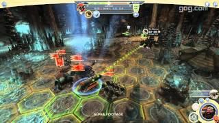 Age of Wonders 3 - Gameplay
